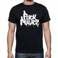 Тениска Fuck Police Grafite