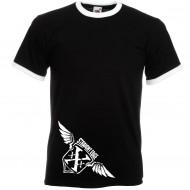 Тениска Straight Edge  xXx