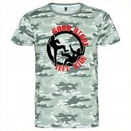 Камуфлажна тениска GNLS FIGHT