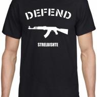 Мъжка тениска DEFEND STRELBISHTE