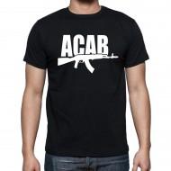 Тениска АК ACAB