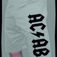 Къси спортни панталонки AC/AB