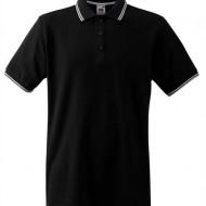 Мъжка тениска Черно и бяло