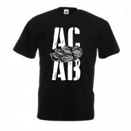 Мъжка тениска ACAB Knuckle