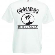 "Тениска ""copACABana Bulgaria"""