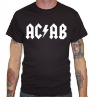 """Тениска """"AC/AB"""""""