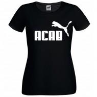 """Дамска тениска """"ACAB/PUMA"""""""