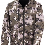 CAMO SOFT SHELL JACKET