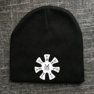 Зимна шапка Розета