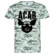 Камуфлажна тениска ACAB PIG
