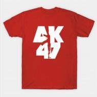 Мъжка тениска АК 47