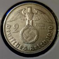 2 Райхсмарки от 1939 г.