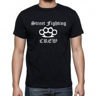 "Tениска ""Street Fighting CREW"""
