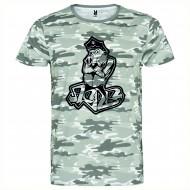 Камуфлажна тениска ACAB PIG 2