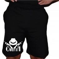 Къси спортни панталонки OMERTA