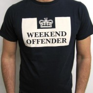 Мъжка тениска Weekend Offender
