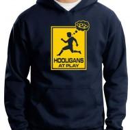 Суитчър hooligans at play