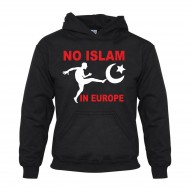 "Суитчър ""NO ISLAM IN EUROPE"""