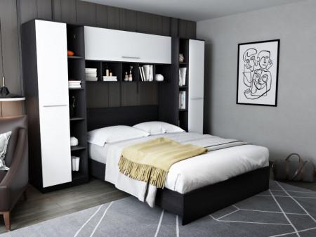 Dormitor Dante 2.87m pat incadrat