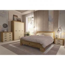 Dormitor Denver Craft Vanilie
