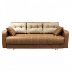 Canapea extensibila 3 locuri Ultra, cu lada, M14, 222 x 105 x 75 cm