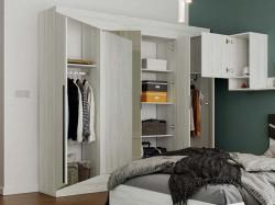 Dulap Dormitor Bariton 4 usi
