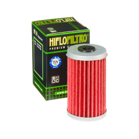 HIFLO - FILTRU ULEI HF169