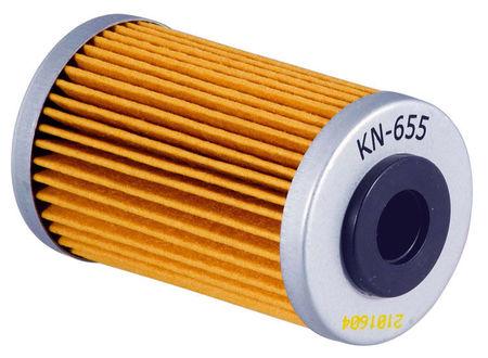 K&N - FILTRU ULEI KN655 (HF655)