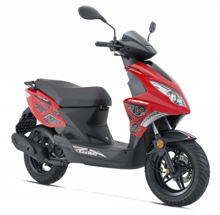 KEEWAY F-act EVO, scuter 50cc (cat. AM sau B)