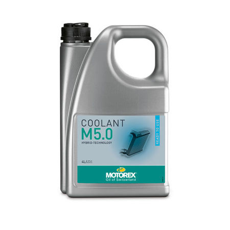 MOTOREX - ANTIGEL M5.0 CONCENTRAT - 4L