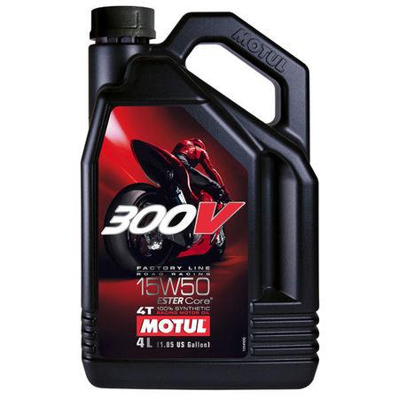 MOTUL - 300V 15W50 - 4L
