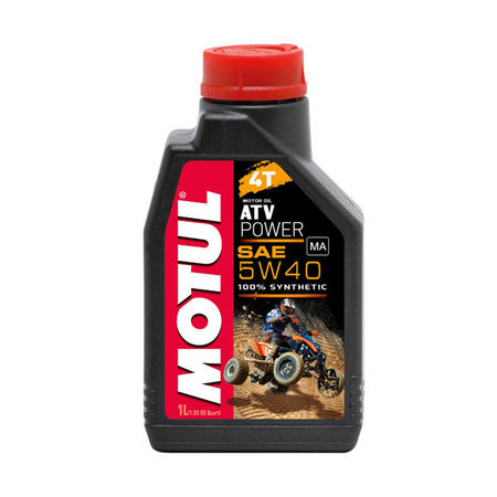MOTUL - ATV POWER 5W40 - 1L