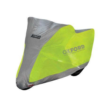 OXFORD - husa moto AQUATEX - fluorescent, extra large (XL)
