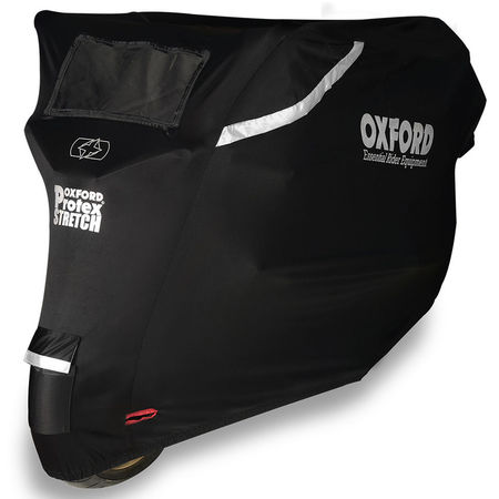 OXFORD - husa moto PROTEX - STRETCH, large (L)