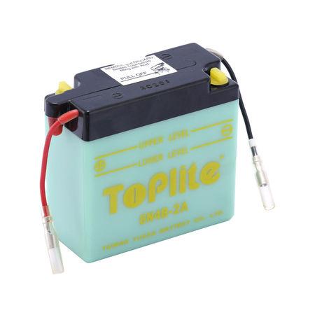 TOPLITE YUASA - Acumulator cu intretinere 6N4B-2A