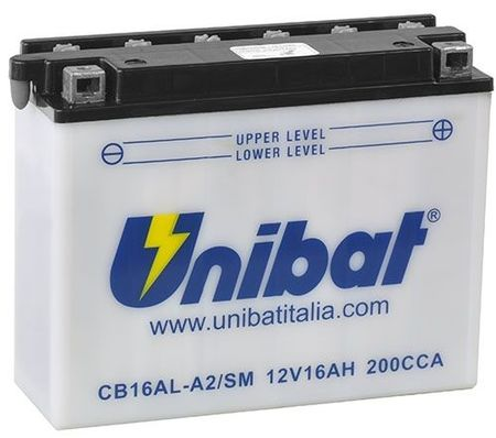 UNIBAT - Acumulator cu intretinere CB16AL-A2-SM (YB16AL-A2)