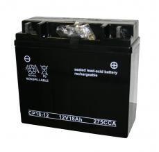 UNIBAT - Acumulator fara intretinere CP18-12 (BMW 51913)