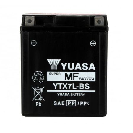 YUASA Japan - Acumulator AGM fara intretinere YTX7L-BS