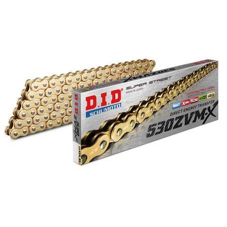 DID - Lant 50ZVM-X cu 108 zale - [Gold] X-Ring