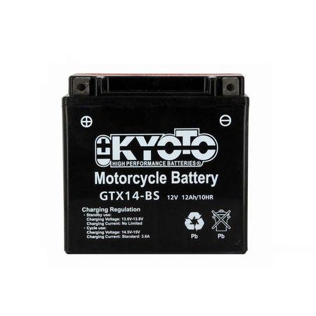 KYOTO - Acumulatori fara intretinere YTX14-BS