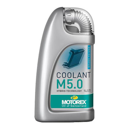 MOTOREX - ANTIGEL M5.0 READY TO USE - 1L