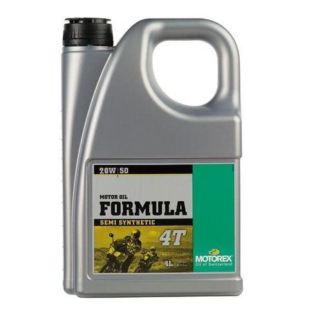 MOTOREX - FORMULA 20W50 - 4L