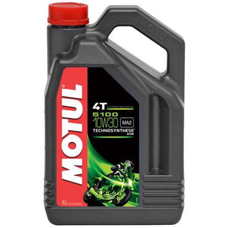 MOTUL - 5100 10W30 - 4L