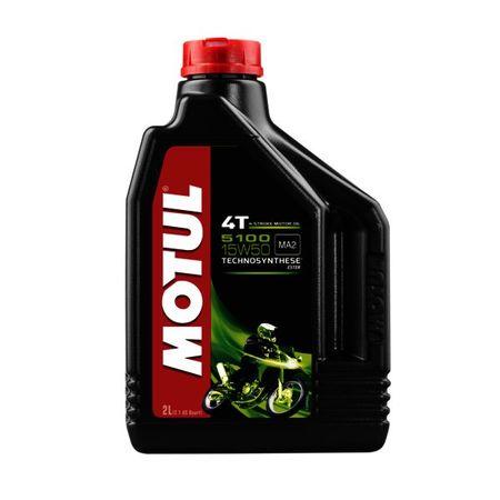 MOTUL - 5100 15W50 - 2L