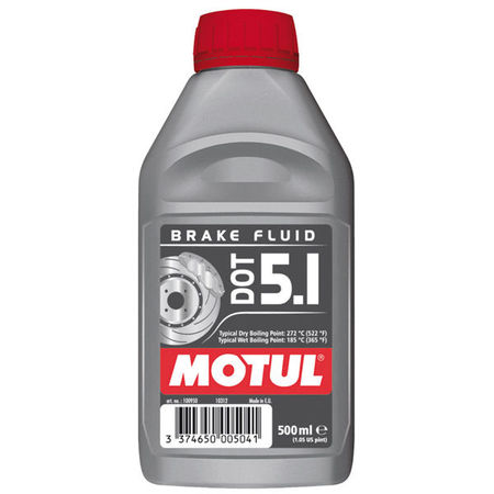 MOTUL - BRAKE FLUID DOT 5.1 - 500ml