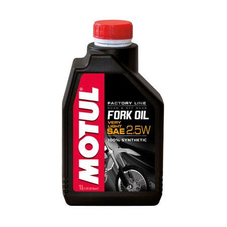 MOTUL - FORK OIL FACTORY LINE 2.5W (V/L) - 1L