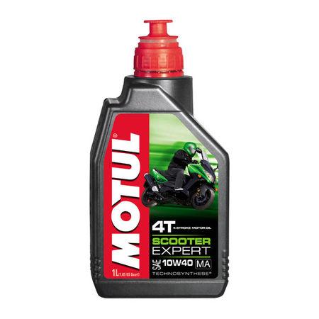 MOTUL - SCOOTER EXPERT 10W40 (MA) - 1L