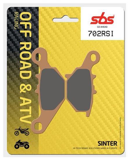 SBS - Placute frana RACING OFFROAD - SINTER 702RSI