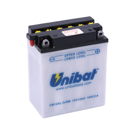 UNIBAT - Acumulator cu intretinere CB12AL-A-SM (YB12AL-A)
