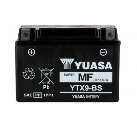 YUASA Japan - Acumulator AGM fara intretinere YTX9-BS